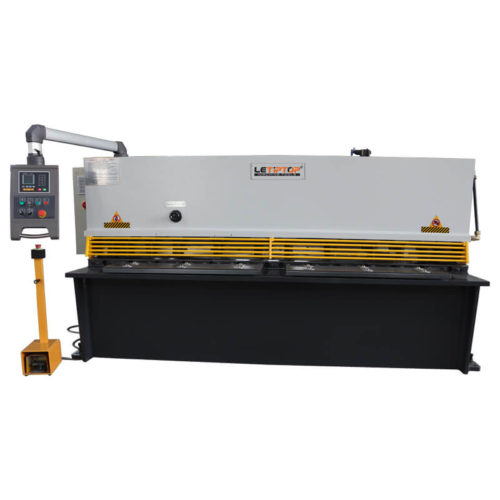 hydraulic shearing machine -2